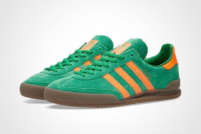 Adidas Jeans Green Thumb