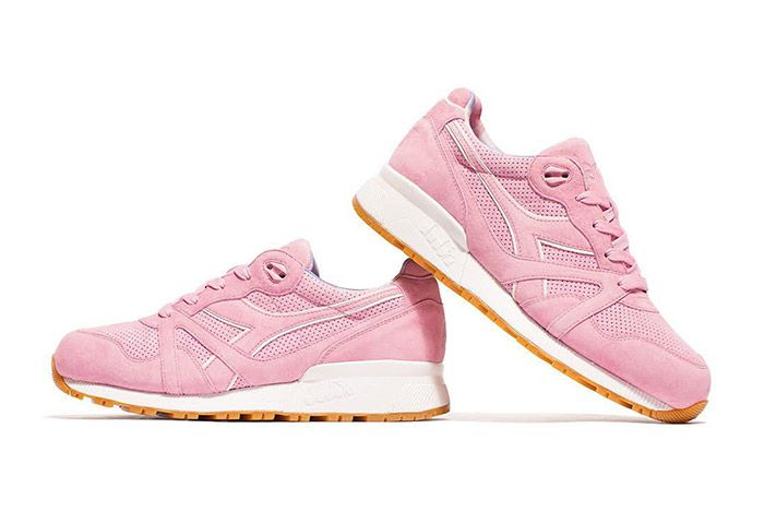 La Mjc Diadora N9000 All Gone 2014 Pink 6