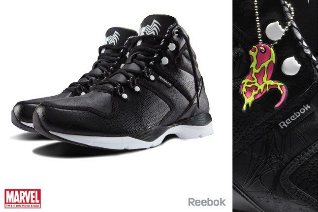 Marvel Venom Reebok Night Storm 1 1