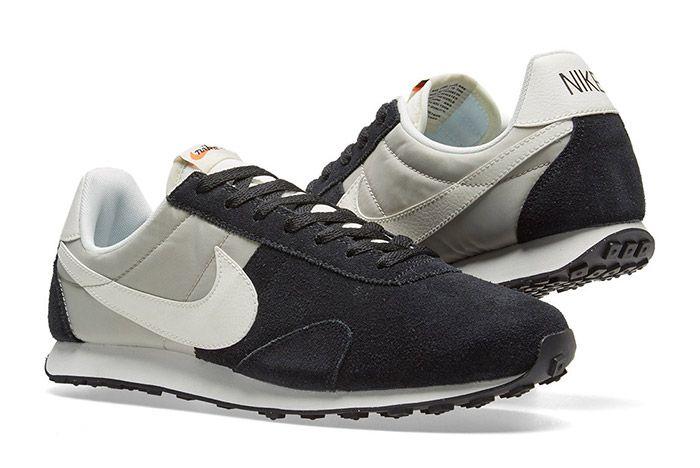 Nike Pre Montral 17 Black Sail 2