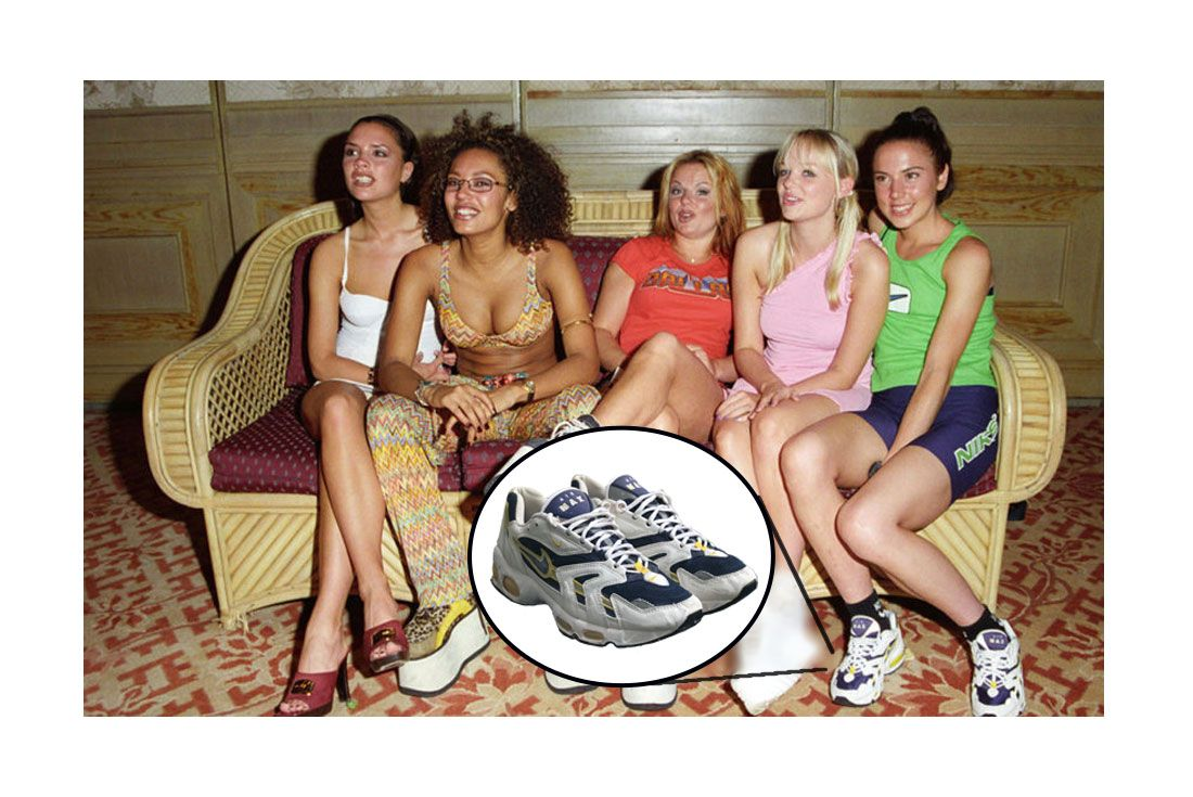 Spice Girls Mel C Air Max 96 Ii
