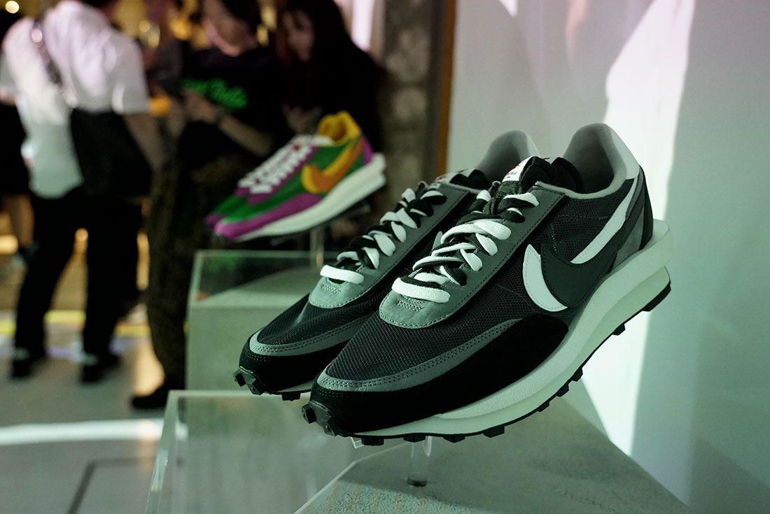 Tokyo Pop Up Launch Sacai X Nike Party13
