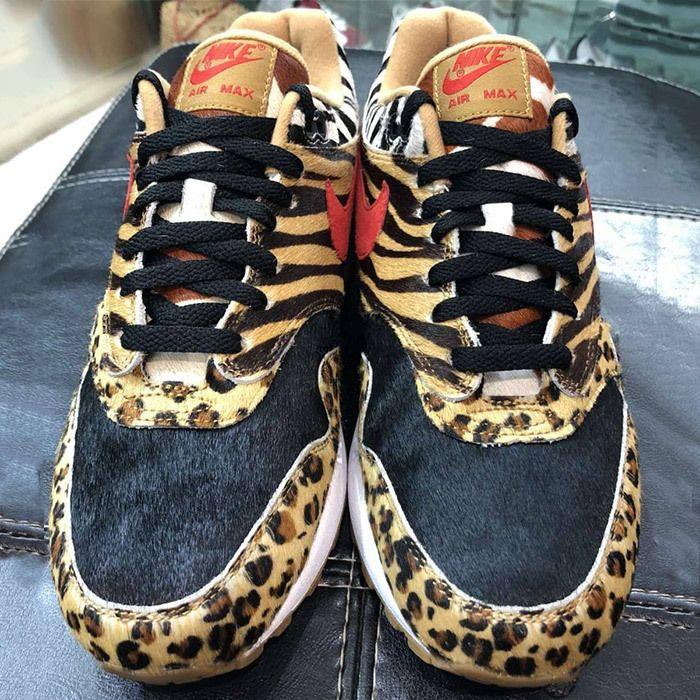 Atmos X Nike Air Max 1 Beast Pack Animal Pack 2 0 Sneaker Freaker 6