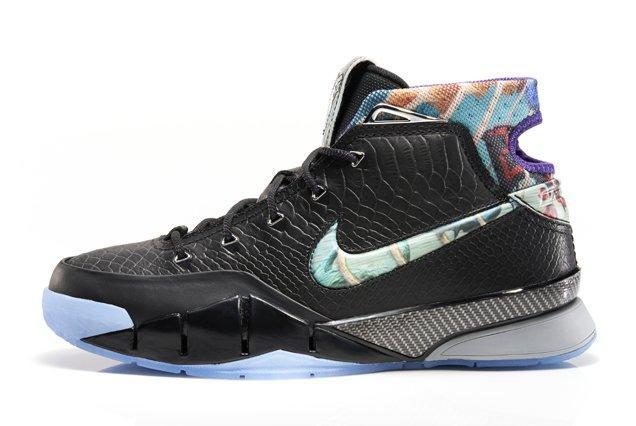 Nike Kobe 1 Prelude Profile