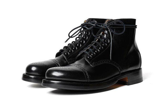 Yuketen Fw18 Footwear 16