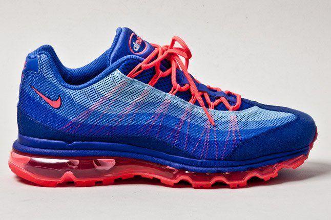 Nike Air Max 95 Wyn Blue Orange 1 1