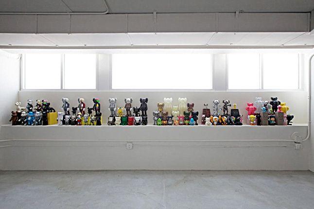 Ronnie Pirovino Kaws Collection 9 1