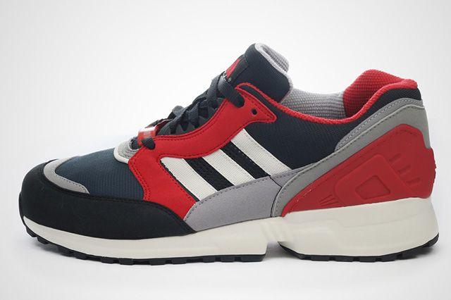 Adidas Eqt Running Cushion 91 Rubin Red 1
