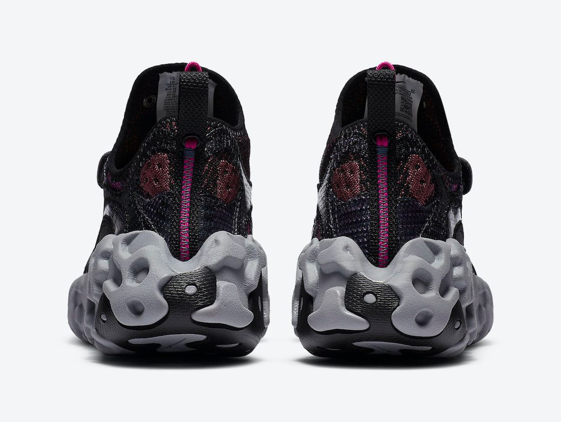 Nike ISPA Overreact Shadowberry Heel