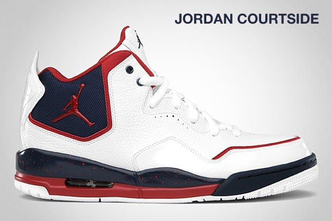 Jordan Courtside White Midnight 1