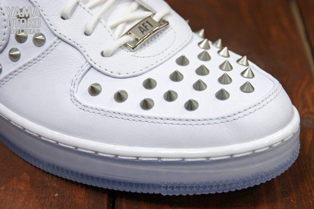 Nike Air Force 1 Spike Toebox 1