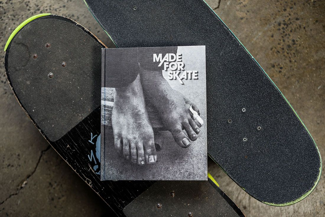 Made For Skate Front Cover