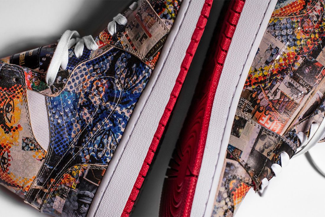 The Shoe Surgeons Latest Custom Turns Jordans Into Art3