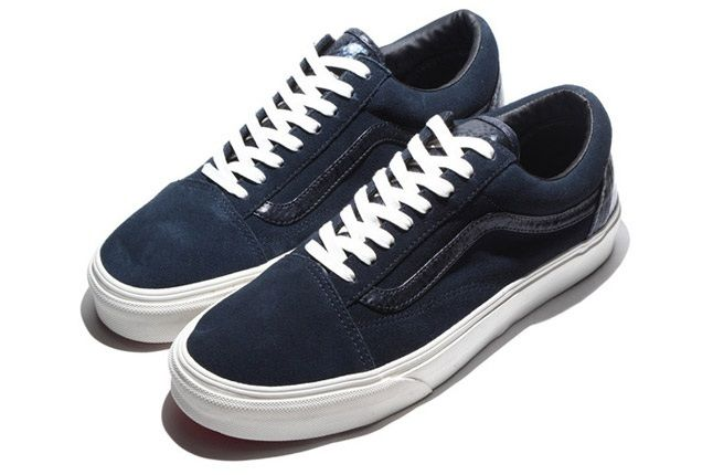 Vans Old Skool Year Of The Snake Blue 3