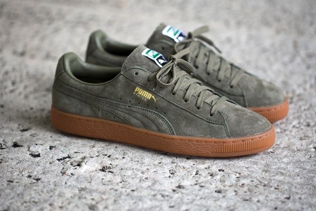 Puma Select States Winter Gum Pack 4
