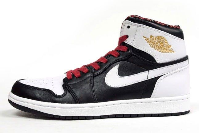 Air Jordan 1 Phat Road To The Gold 7 1