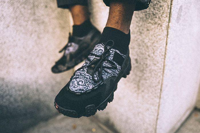 Les Benjamins Puma Trailfox Release Date On Feet