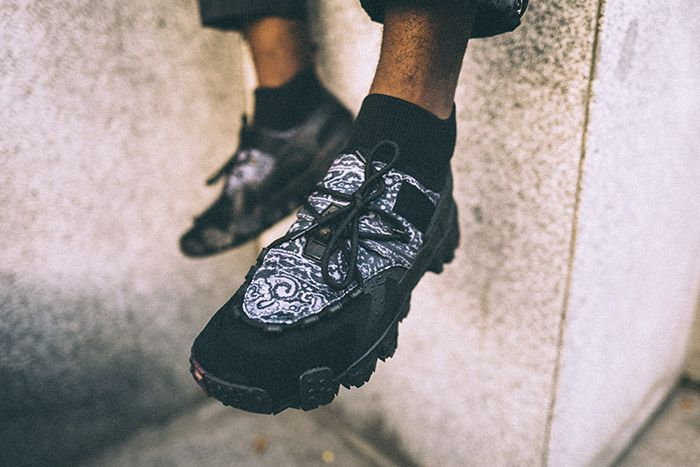 Les Benjamins Puma Trailfox Release Date On Feet