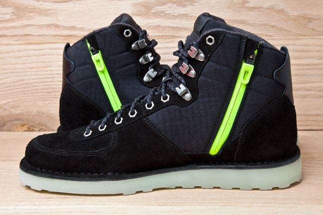 Nike Air Approach 2012 Zipper Sides Black Suede Ripstop 1