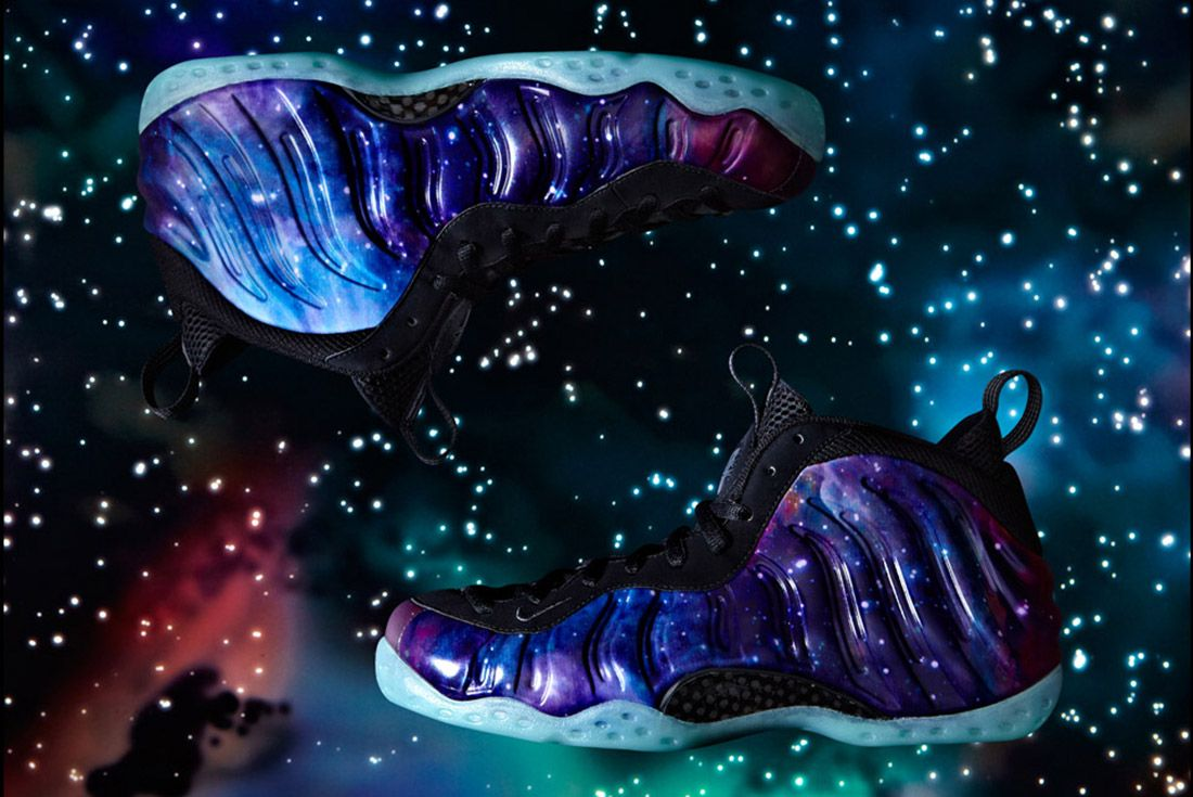 Material Matters Sneakers Of The Space Race Foams 1