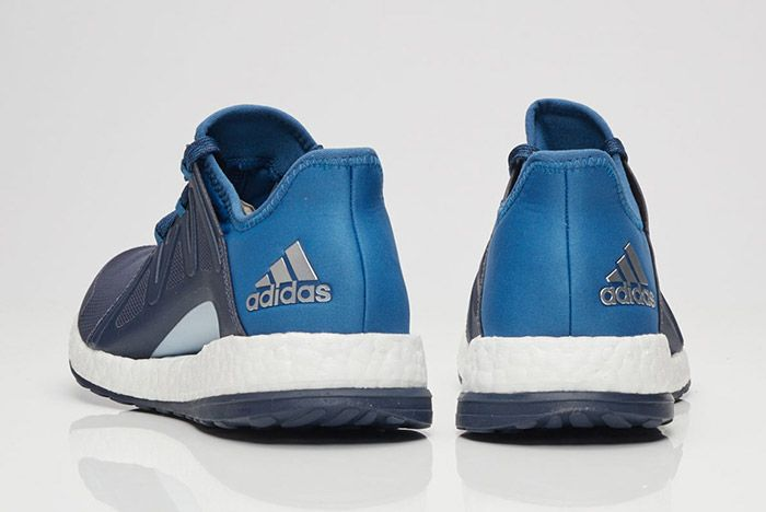 Adidas Pure Boost Womens Xpose Blue 3
