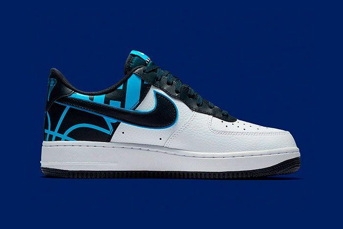 Nike Air Force 1 Force Logo 10