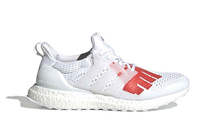 Undefeated X Adidas Ultraboost Stars And Stripes 5 Side