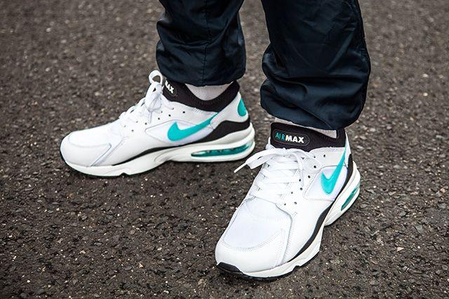 The Nike Air Max 93 Og Returns