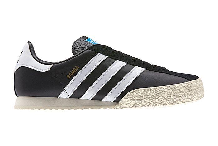Adidas Spezial Samba Black White 1