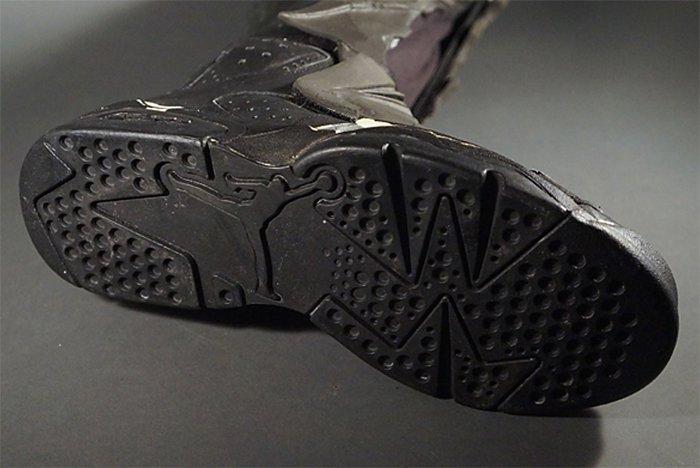 Batman Air Jordan 6 2