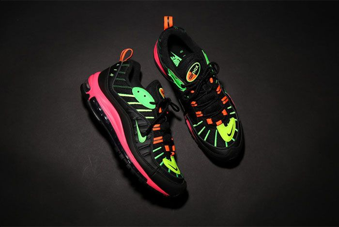 Nike Light Up the Air Max 'Tokyo Neon