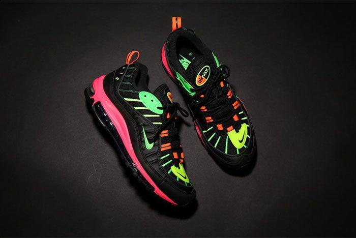 Nike Tokyo Neon Air Max 98