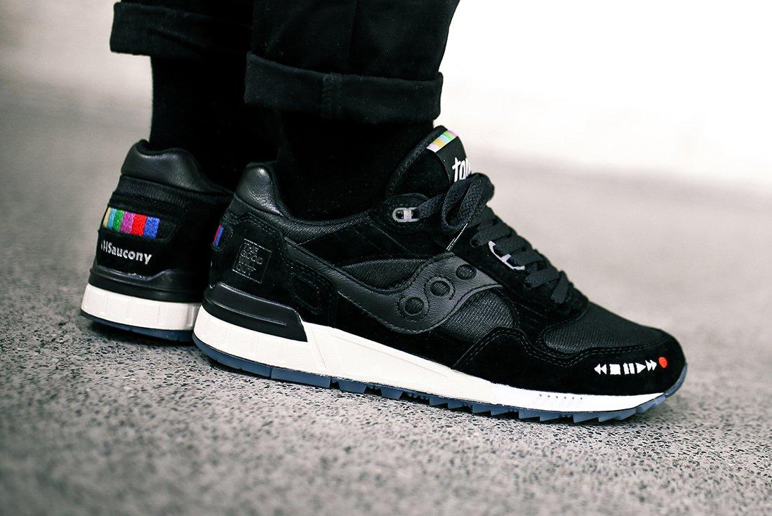 The Good Will Out X Saucony Shadow 5000 Vhsfeature