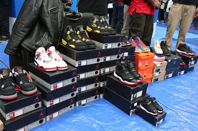 Sneaker Con Atlanta 2013 Jordans 1