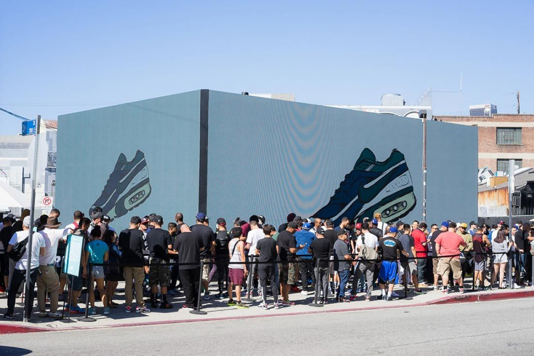Nike Air Max Day 2015 Los Angeles