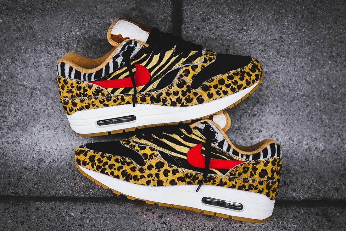 Nike Air Max Animal Pack Release 1