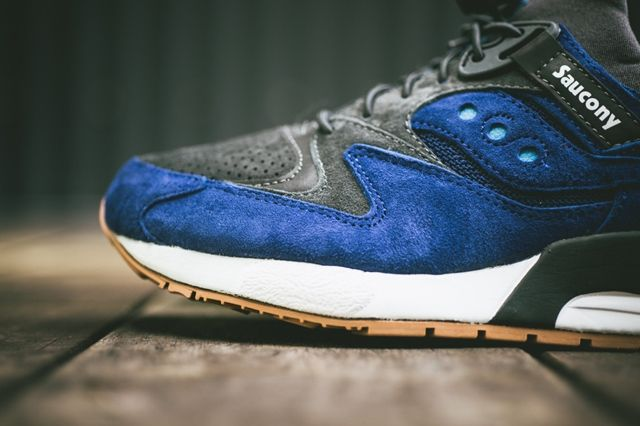 Saucony Grid 9000 2014 Spring Delivery 7