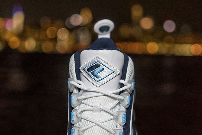 Fila Bubbles Og White Blue 2