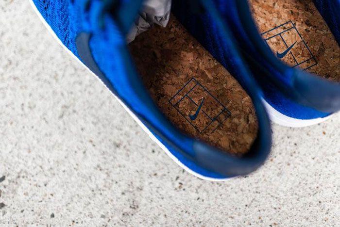 Nike Tennis Classic Ultra Flyknit Blue 6