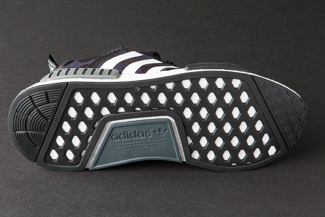 Bape Adidas Nmd 1 St Camo Black 3