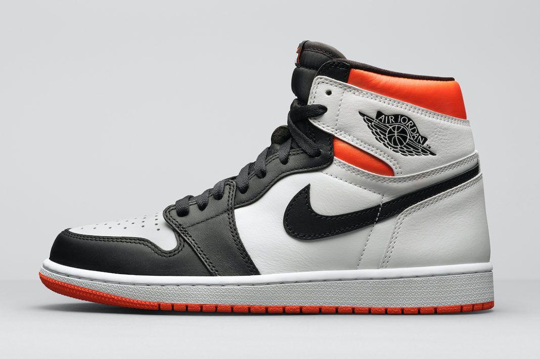 "Air Jordan 1 High OG ""Electro Orange"""