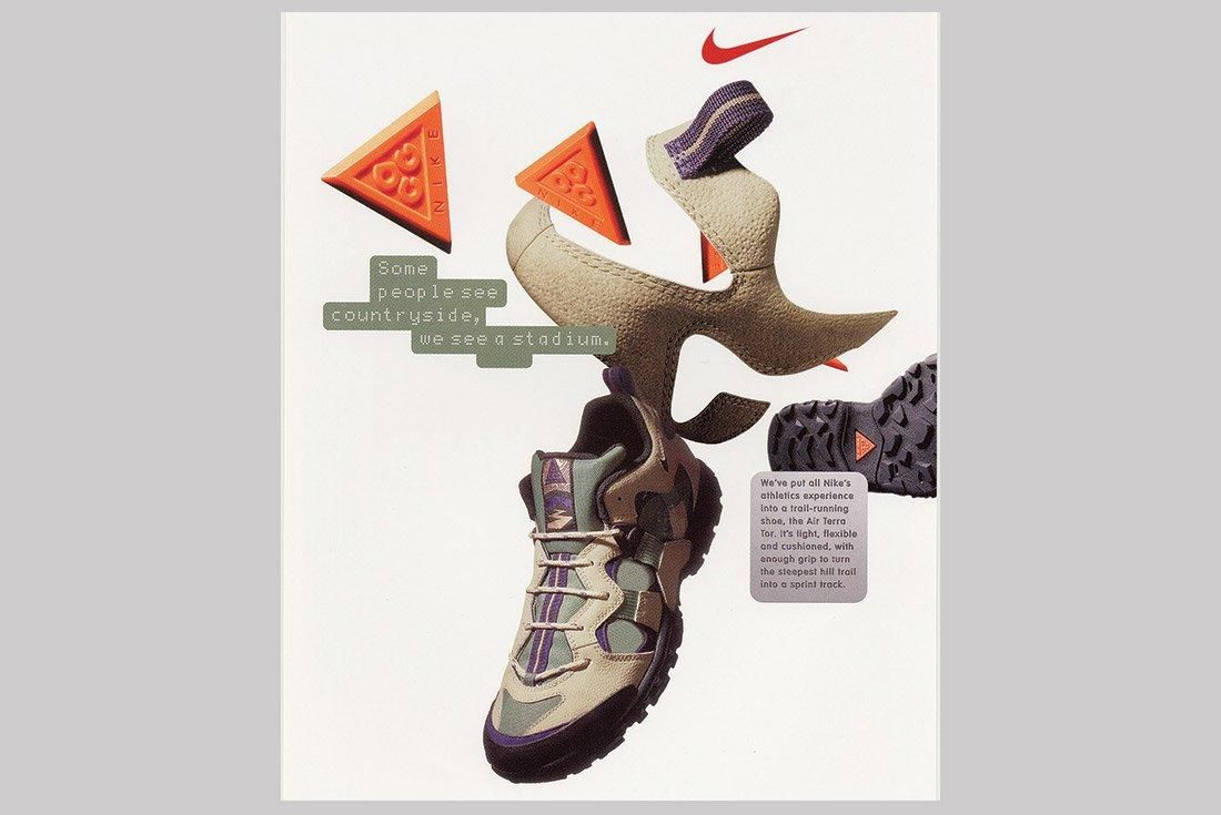 Material Matters Nike Acg Tech Terra Tor
