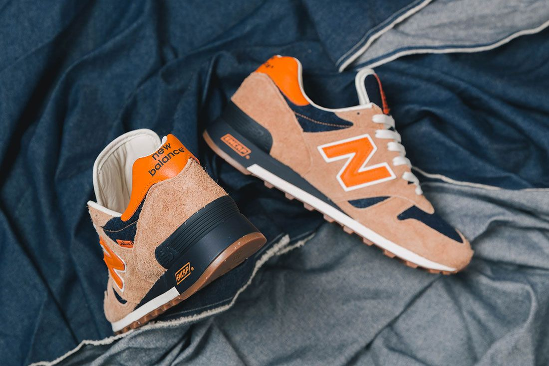 Up There New Balance M1300Lv Levis Rear Focus