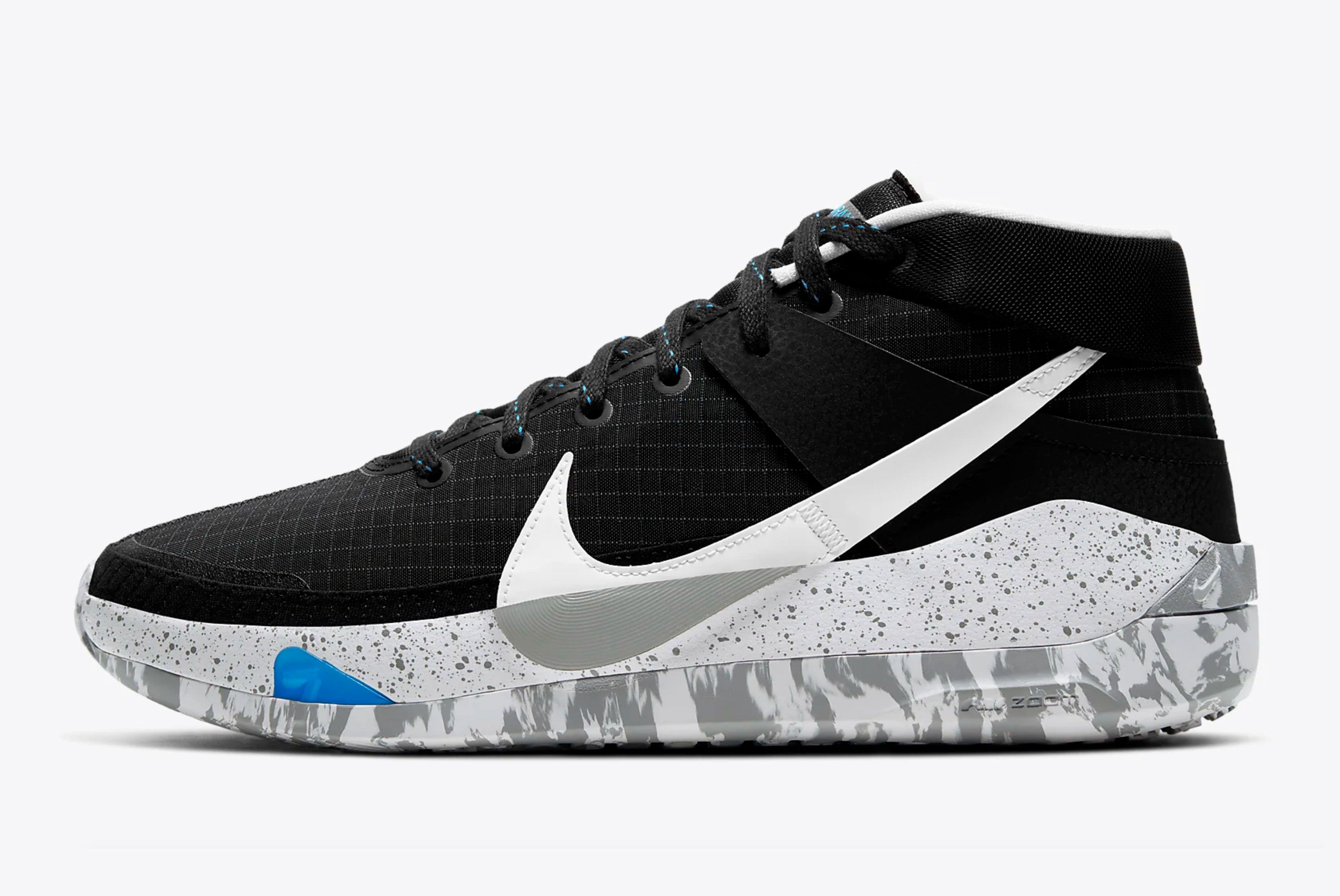 Nike KD 13 'Black/Wolf Grey'
