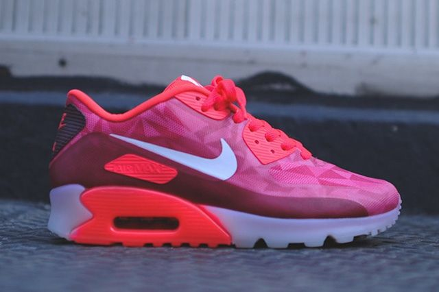 Nike Air Max 90 Ice Laser Crimson Thumb