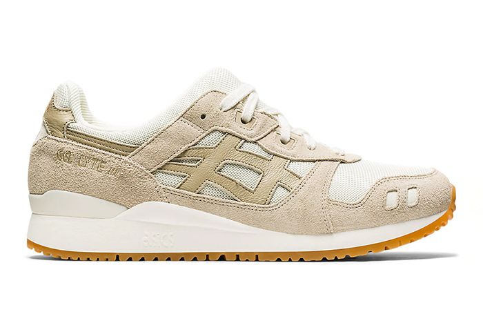 Asics Gel Lyte 3 Ivory Right
