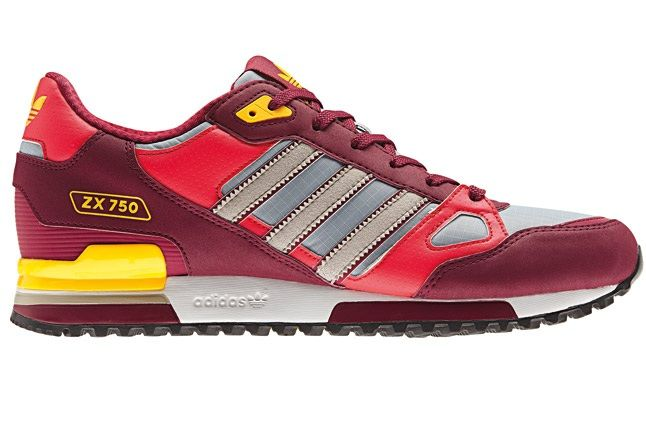 Adidas Zx 75 Red Profile 1