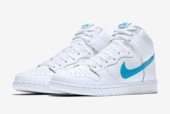 Nike Sb Dunk High Mulder6