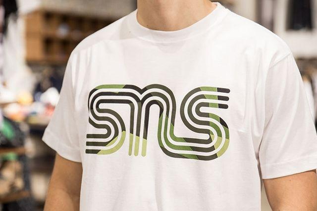 Sns Logo Tee M90 Detail