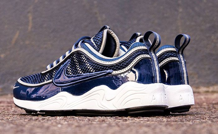 Nike Air Zoom Spiridon 16 Blue 4